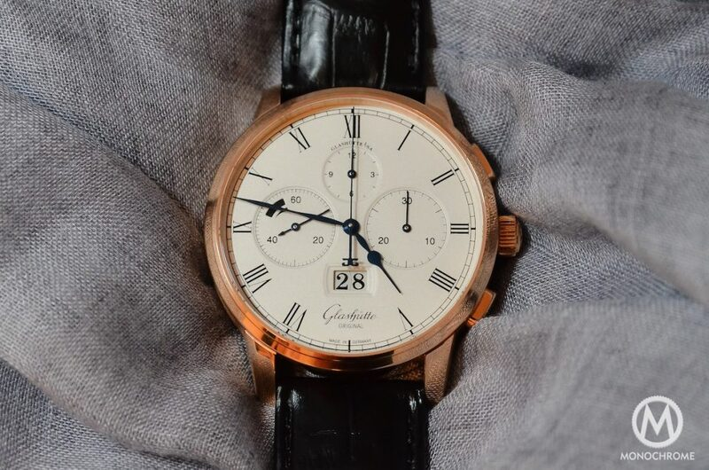 Introducing the Glashütte Original Senator Chronograph Panorama Date with the New In-House Calibre 37 – (LIVE photos & Pricing)