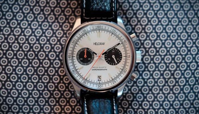 Introducing the Helgray Silverstone