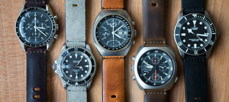 Introducing the High Craft – Model 1 Watch Strap by worn&wound