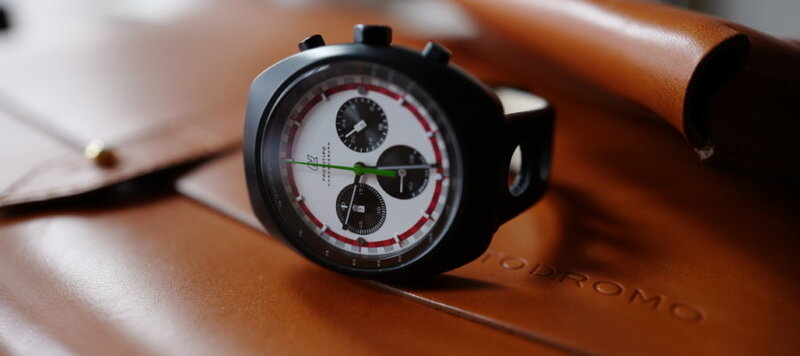 Introducing the Limited Edition Brian Redman DLC Prototipo Chronograph from Autodromo