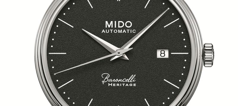 Introducing the Mido Baroncelli Heritage