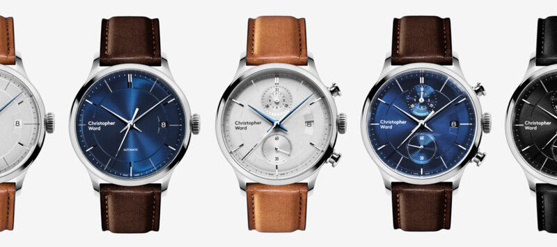 Introducing the Redesigned C5 Malvern Automatic MK III and C3 Chronograph MK III from Christopher Ward