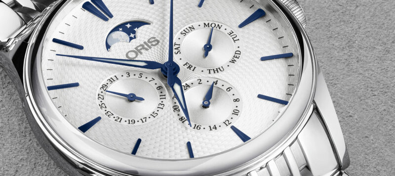 Introducing the Redesigned Oris Artelier Complication, Accessible Luxury Done Right