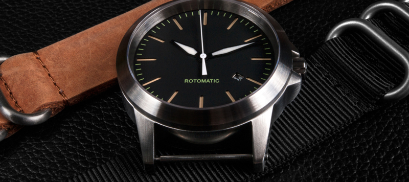 Introducing the Ronin Rotomatic MKII