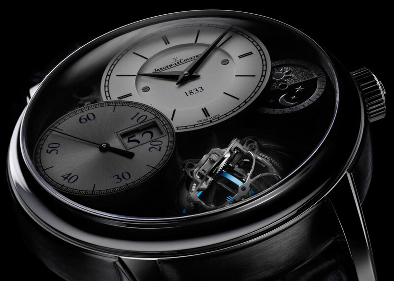 Jaeger-LeCoultre Jubilee Collection 180 years – Tribute to Antoine LeCoultre