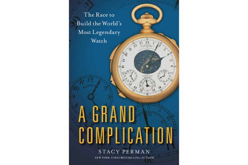 Kicking It Old School: A Grand Complication by Stacy Perman