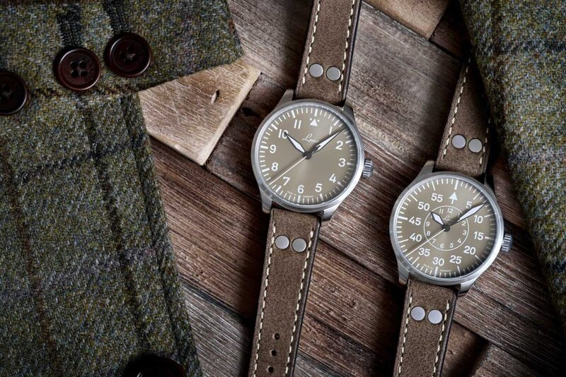 Laco Augsburg 862125 And Aachen 862126 Taupe 39mm Watches