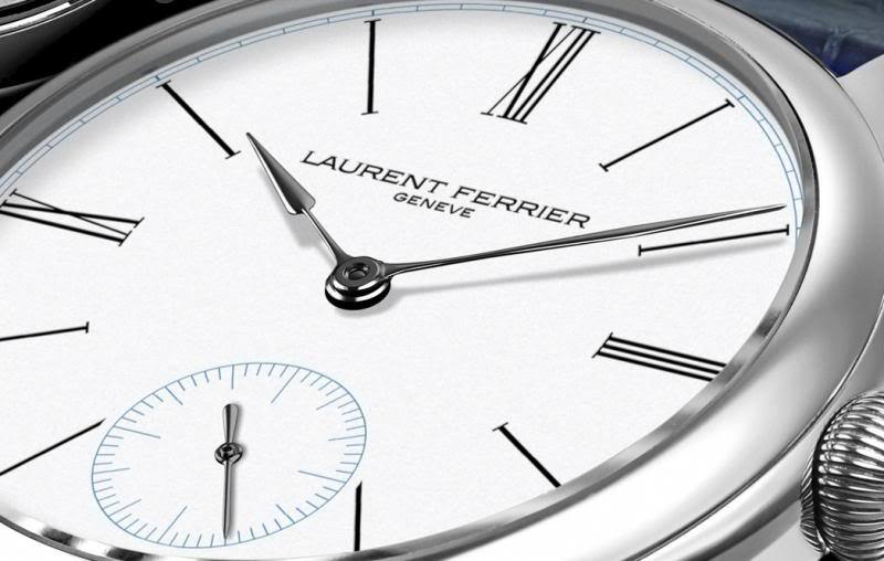 Laurent Ferrier Galet Micro-Rotor Limited Edition and other news