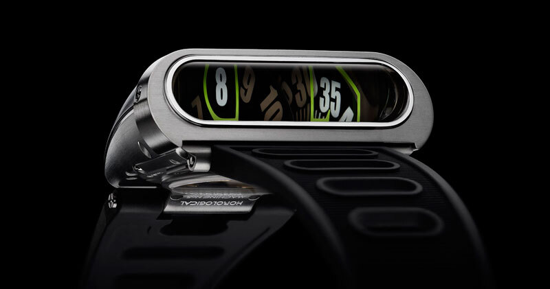 MB&F HM5 On The Road Again – Seventies Retro Inspired Horological Machine 5
