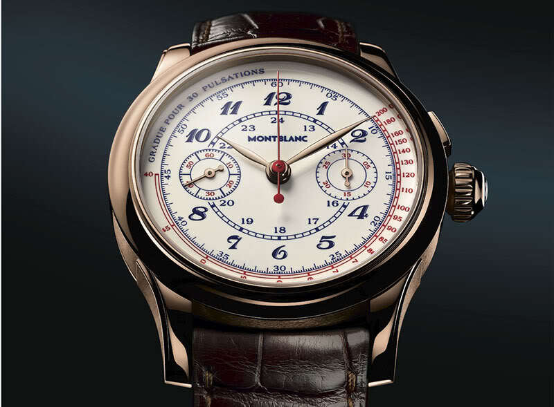 Montblanc Vintage Pulsographe for Only Watch 2011