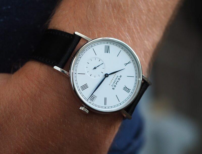 NOMOS Glashütte Ludwig Neomatik 41 Date Celebrates Watchmaking