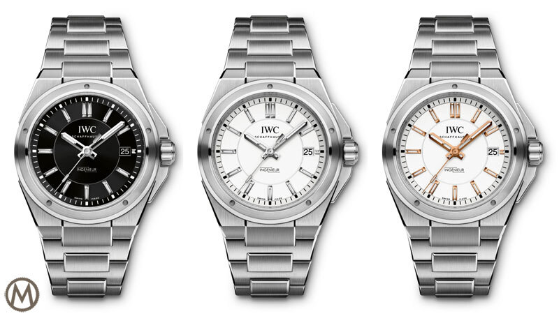 New IWC Ingenieur Collection – Pre-SIHH 2013