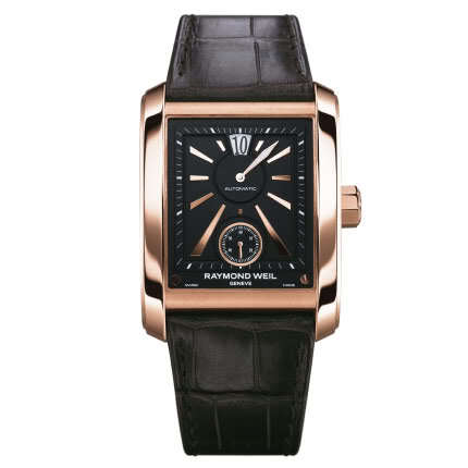 New Raymond Weil with Jumping Hour complication