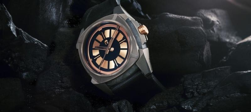 On Kickstarter: Vilhelm Watches, The Element