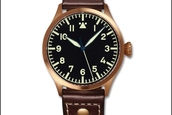 Pairs Well With: Archimede Bronze Pilot 39H