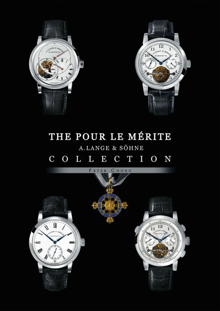 Peter Chong's book about the Lange and Söhne Pour le Mérite Collection