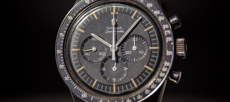 Photo Gallery: Omega Celebrates 60th Anniversary of the Speedmaster With a Spread of Historic References