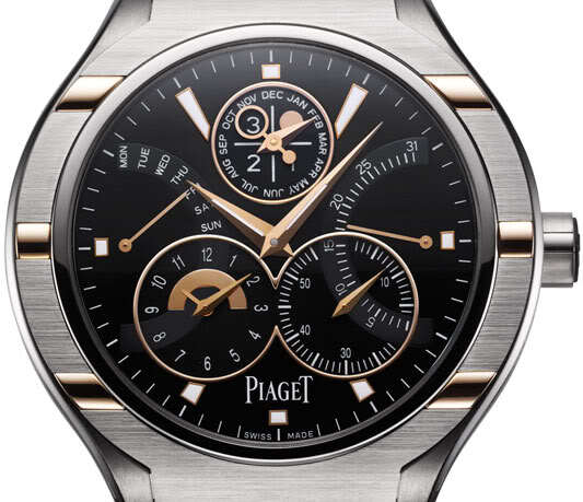 Piaget Polo FortyFive Two-Tones Perpetual Calendar – The hidden qualities of a sports watch