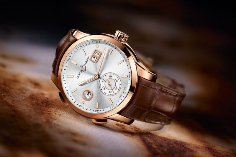 Pre Baselworld 2014: Introducing the Ulysse Nardin Dual Time Manufacture with In-House Movement