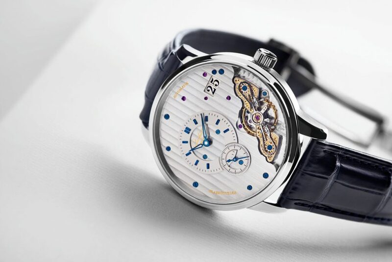 Pre Baselworld 2014: Introducing the new Glashutte-Original PanoMaticInverse, the PanoInverse's Sibling with Automatic Winding