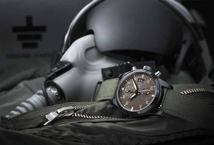 Pre-SIHH 2012 – new IWC Pilot Watch TOP GUN Collection and much more news