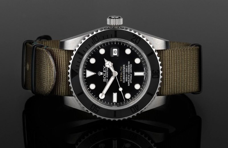 Project X Submariner Ceramic STEALTH Mk III and IV