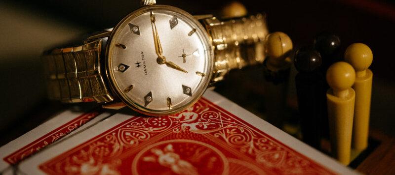 Provenance Worth Pursuing: an Heirloom Hamilton