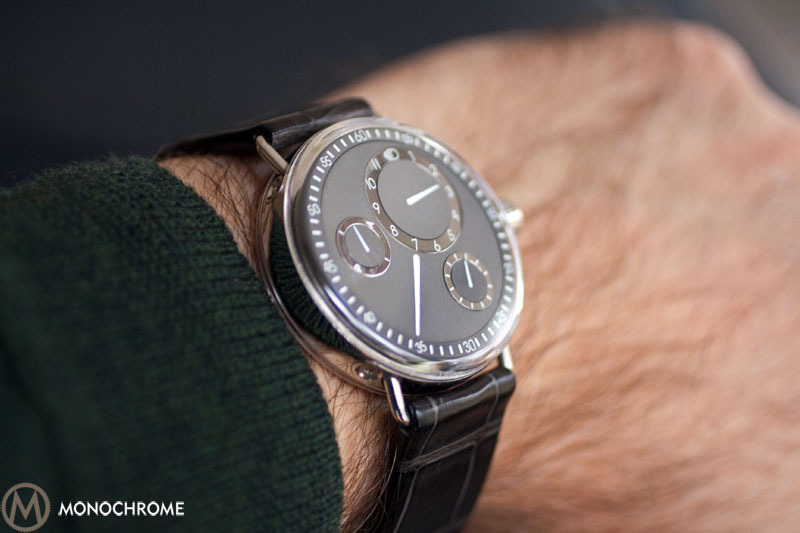 Ressence Series One: Type 1003 – Reviewed