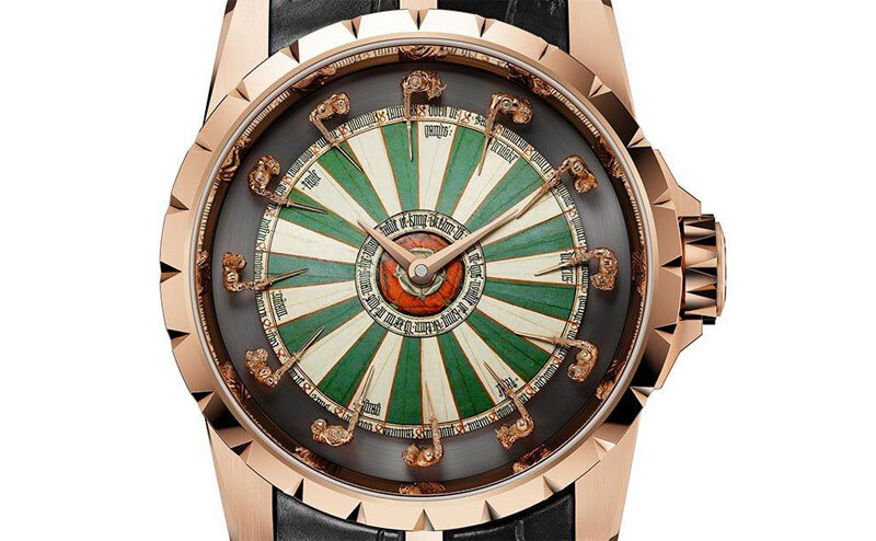 Roger Dubuis Excalibur Automatic Limited Edition – Knights of the Round Table