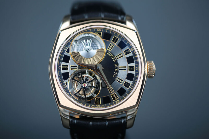 Roger Dubuis La Monégasque Automatic Flying Tourbillon for Only Watch 2013