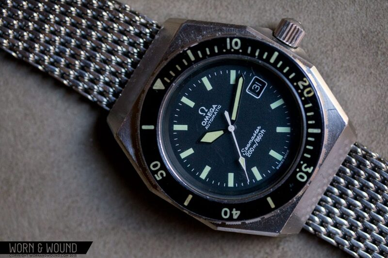 SHOM or Sham?: Omega's 200 meter diver from the 70's