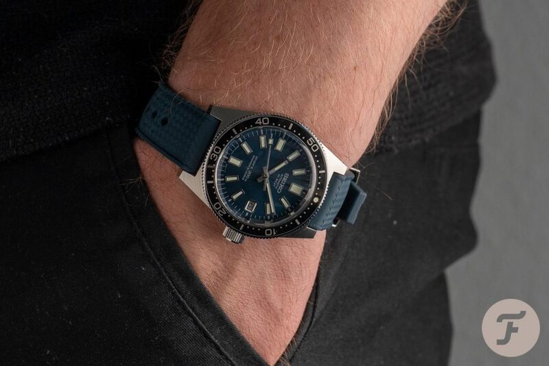 Seiko SLA037J1 55th Anniversary Diver's Watch