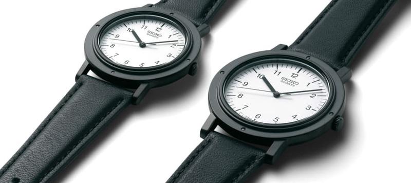 Seiko and Nano Universe Recreate the Steve Jobs Watch