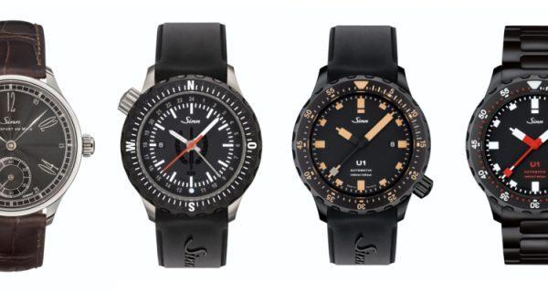 Sinn Unveils Four New Watches at Munichtime
