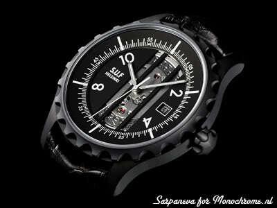 Sneak peak… S.U.F. – Sarpaneva Uhren Fabrik
