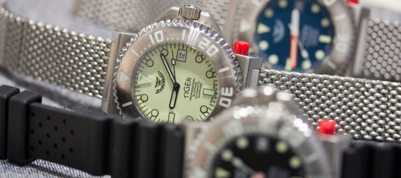 Squale Introduced the Squalematic and Tiger Final Edition