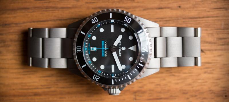 Steinhart Ocean One Titanium Premium 500 Review