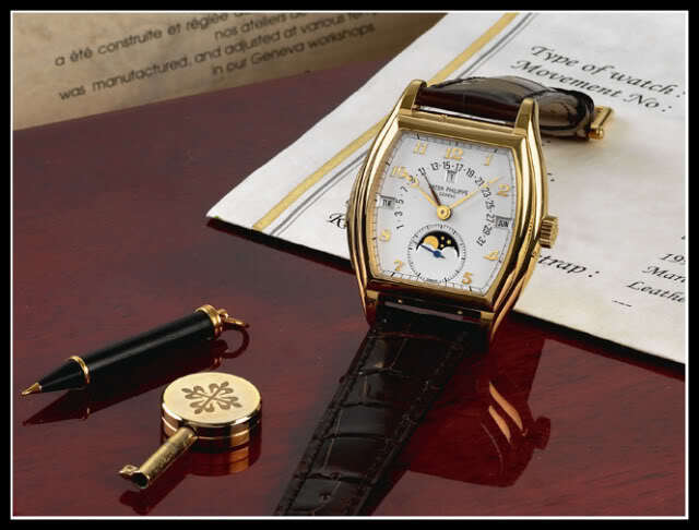 Steve McQueen's watches on auction