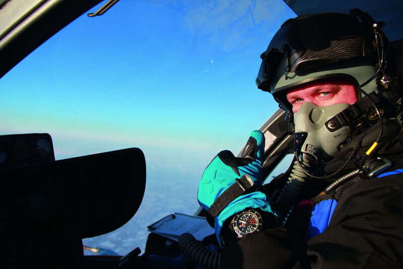 TeStaF… the new standard for Pilot's Watches