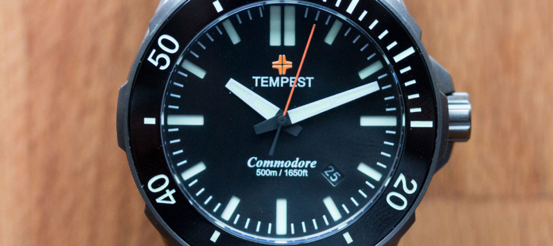 Tempest Commodore Review