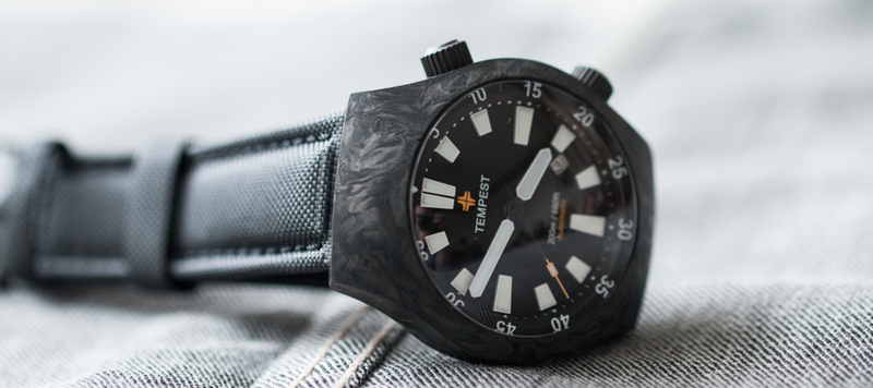 Tempest Watches Carbon 2 Review