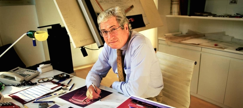 """The Art of Time: Giorgetto Giugiaro and the """"Folded Paper"""""""
