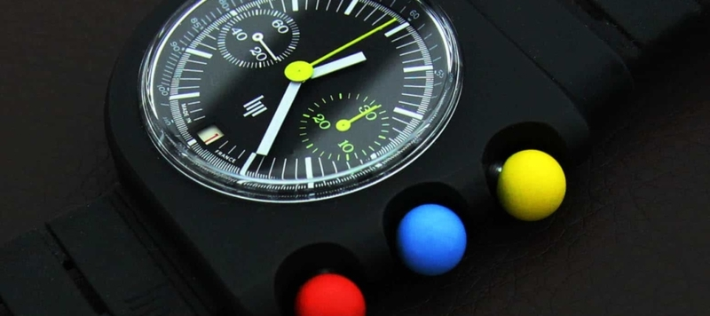 The Art of Time: Roger Tallon and the Lip Mach 2000 Chronograph
