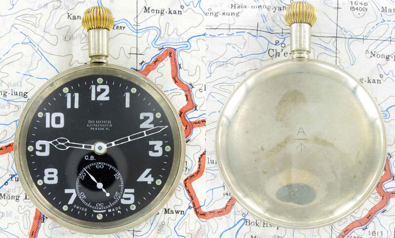 The History of the Pilot Watch Part III: Mark IV.A and Mark V