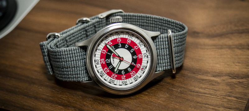 The Military Aesthetic: A History of Timex and the Sprite