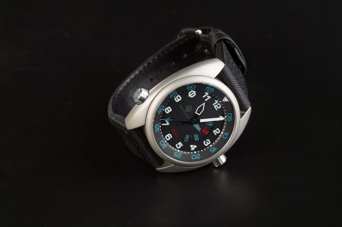 The Tactico Geomaster GMT