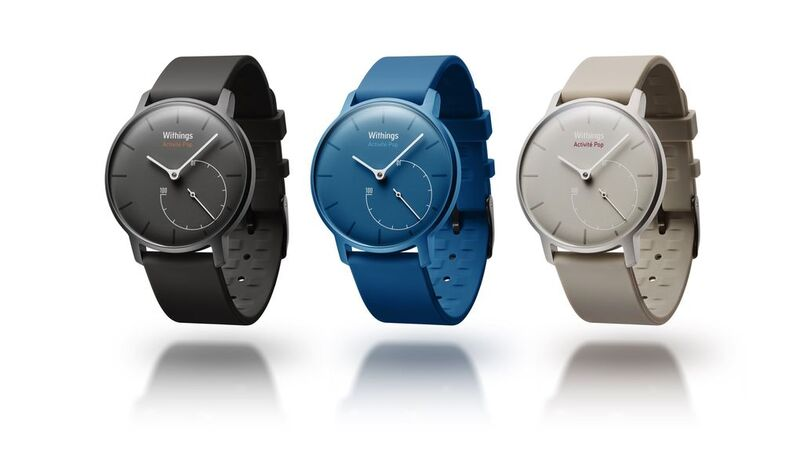 The Withings Activité Pop Activity Tracker Watch