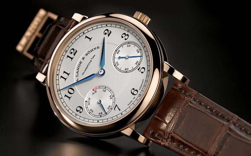 The new A. Lange & Söhne 1815 Up Down
