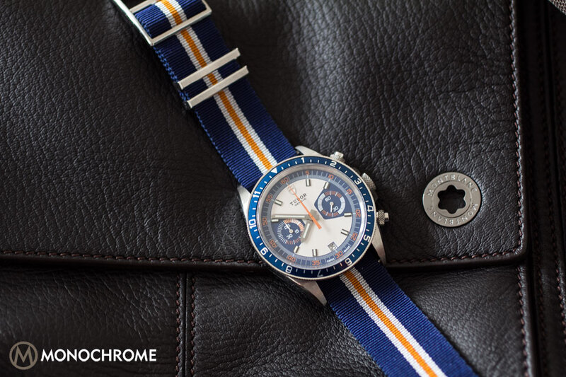 Tudor Heritage Chrono Blue Reviewed