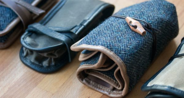 Tweed and Canvas Rolls, Folds and Pouches in Stock at shop.wornandwound.com